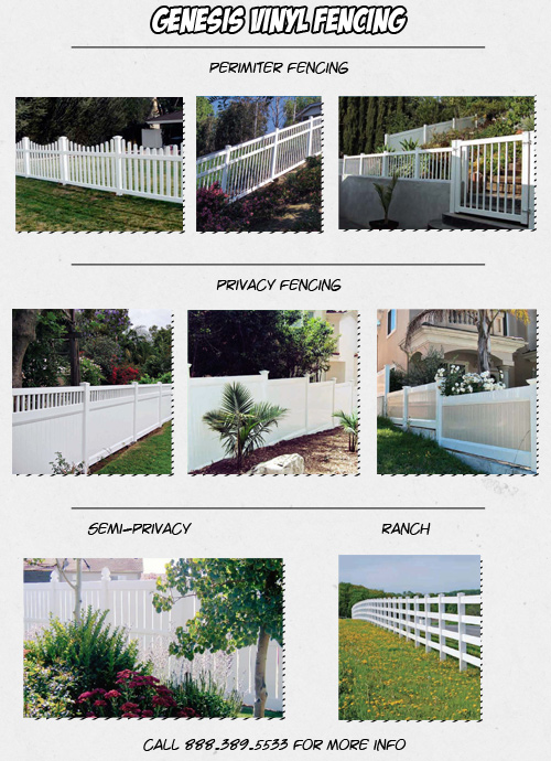 vinyl fencing graphic