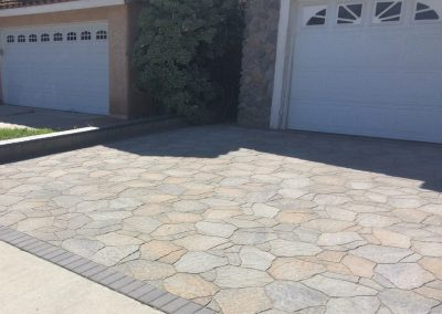 Genesis Stoneworks Paver Driveway 36