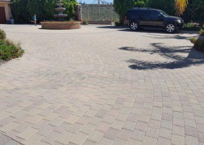 Genesis Stoneworks Paver Driveway 19