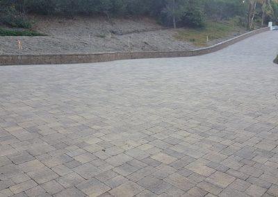Genesis Stoneworks Paver Driveway 26