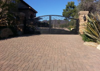 Genesis Stoneworks Paver Driveway 9