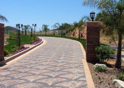 Genesis Stoneworks Paver Driveway 1