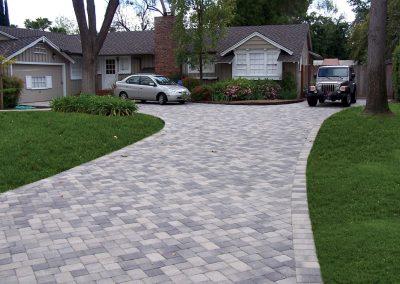 Genesis Stoneworks Paver Driveway 5