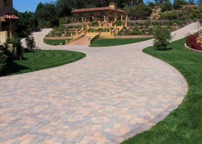 Genesis Stoneworks Paver Driveway 24