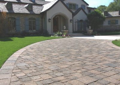 Genesis Stoneworks Paver Driveway 16