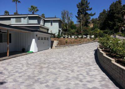 Genesis Stoneworks Paver Driveway 25