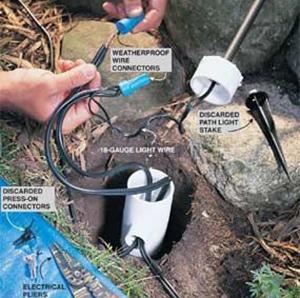 Genesis_Utilities_08_Outdoor-lighting-installation-diagram_ waterproof-electrial-light-wiring_LED-landscape-lighting_low-voltage-landspace-lighting_walkw
