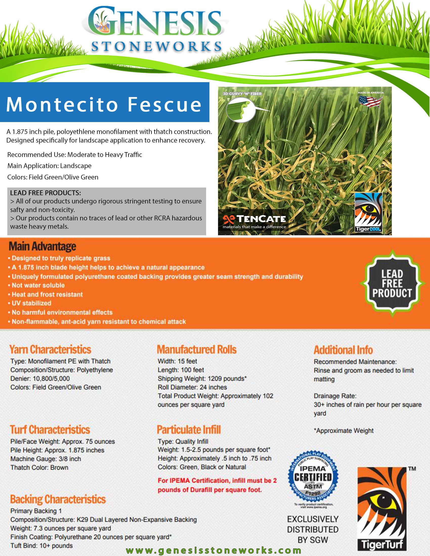 Montecito_SpecSheets