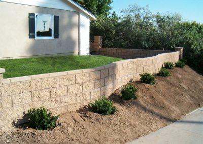 Genesis Stoneworks Splitface Wall